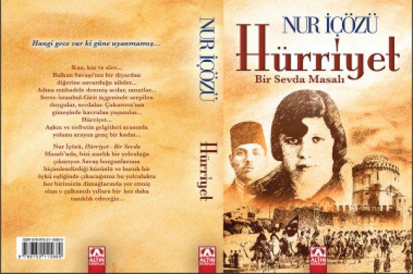 Mübadelenin 96. yılında Nur İçözü ile romanı