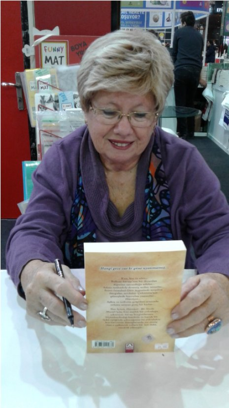 """Mübadelenin 96. yılında Nur İçözü ile romanı """"Hürriyet""""i konuştuk"""