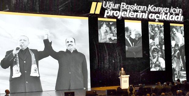 Uğur İbrahim Altay projelerini açıkladı
