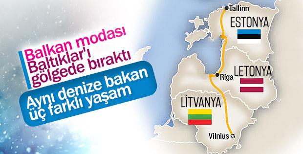 Baltıklar'da gözden kaçırdıkların: Litvanya, Letonya ve Estonya