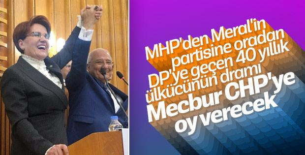 Mersin'de Kocamaz'ın adaylığını YSK reddetti