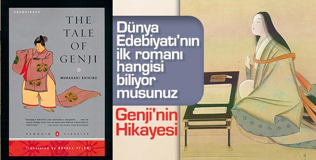 Dünya Edebiyatı'nın ilk romanı: Genji'nin Hikayesi