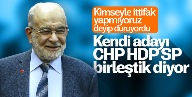 Adıyaman'da CHP-HDP-Saadet ittifakı
