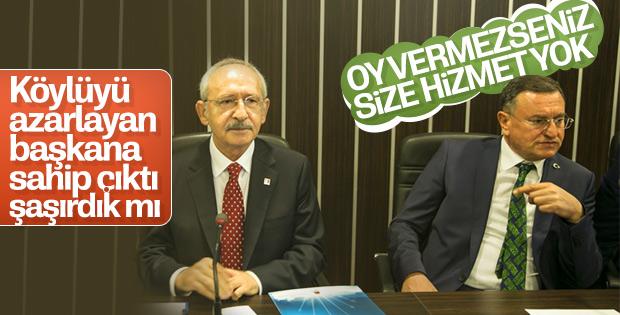 Kemal Kılıçdaroğlu, Hatay'da konuştu