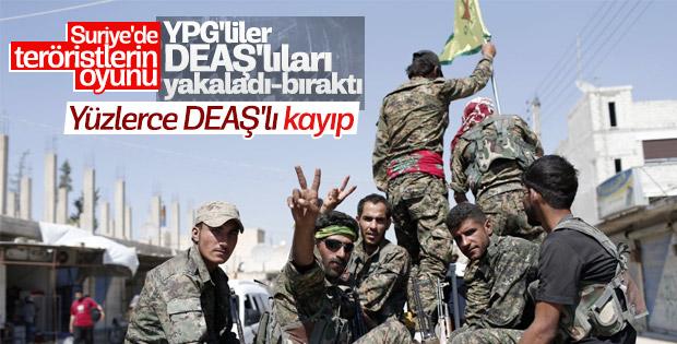 PKK'nın serbest bıraktığı yüzlerce DEAŞ'lı kayıp