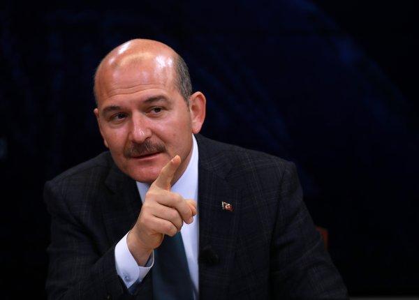 Bakan Soylu: PKK'ya karşı İran'la ortak operasyon yapacağız