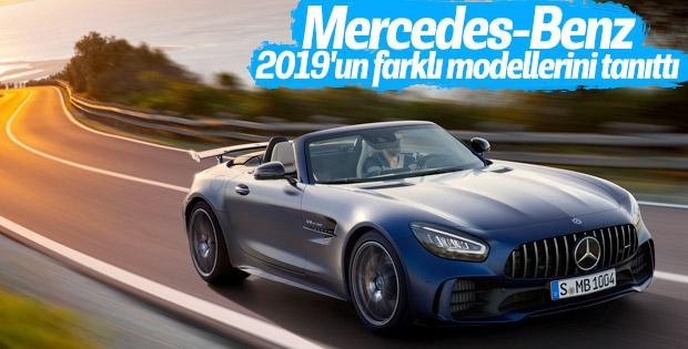 Mercedes-Benz'den Cenevre'de dünya lansmanı