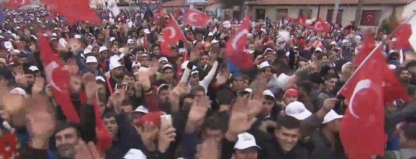 Cumhurbaşkanı Erdoğan, Mardin mitinginde