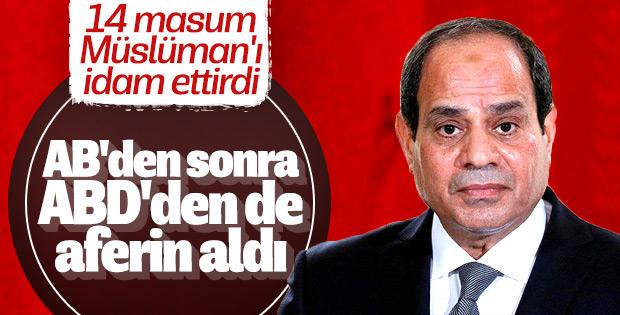 Sisi'nin idamlarını ABD haklı buldu
