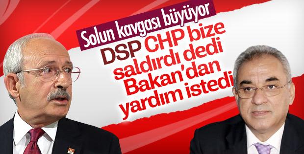 DSP'li Yılmaz: CHP'de tedirginlik başladı