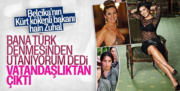 Zuhal Demir, Türk vatandaşlığından çıktı