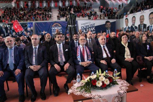 Karamollaoğlu partililere kızdı