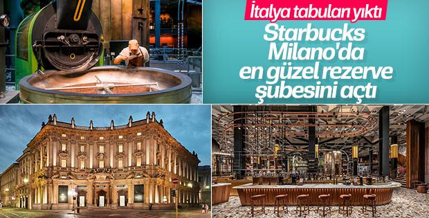 Starbucks İtalya'da: Namı diğer 'Milano Manastırı'