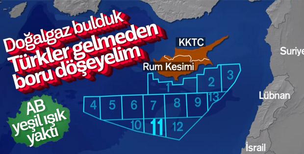 Akdeniz'de Türkiye'i by-pass etme planı