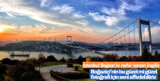 The Telegraph'ın İstanbul Boğazı ayıbı