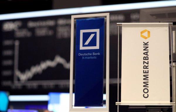 Alman devi Deutsche Bank batıyor