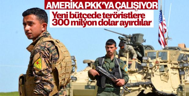 Pentagon'dan YPG'ye 300 milyon dolarlık destek