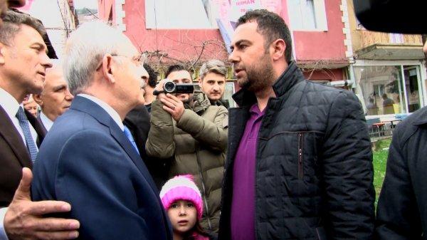 Vatandaştan Kılıçdaroğlu'na teröre destek suçlaması