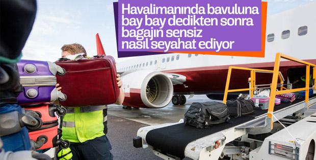 Bir bavulun havaalanı serüveni