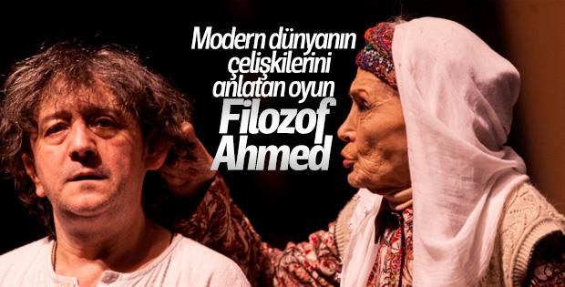 Alain Badiou'nun klasik oyunu: Filozof Ahmed