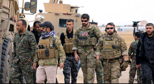 ABD, YPG için müttefik vurgusu yaptı