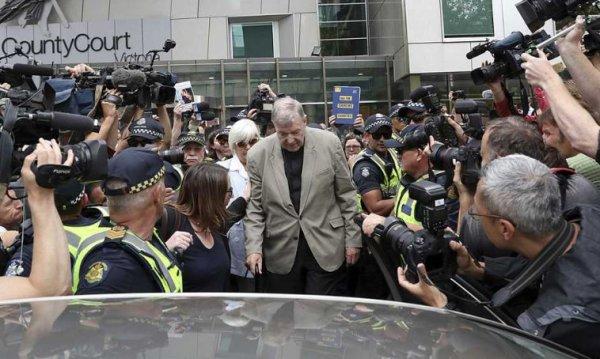 Avustralya Kardinali'ne çocuk tacizinden 6 yıl hapis
