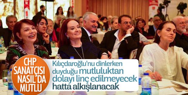 Kemal Kılıçdaroğlu: Sanatçı baskıya direnir