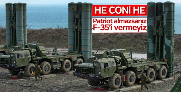 ABD'nin Türkiye'ye yeni Patriot teklifi