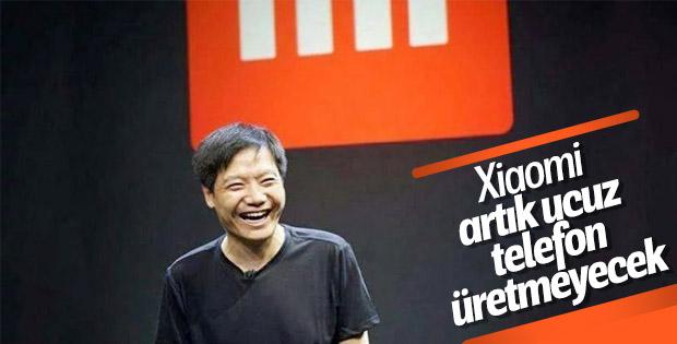 Xiaomi, artık ucuz telefon üretmeyeceğini açıkladı