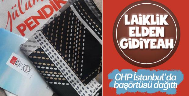 CHP'nin İstanbul'da başörtüsü açılımı