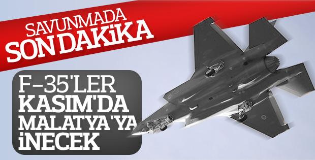 Bakan Akar: F-35'lerle ilgili hazırlıklarımızı yaptık