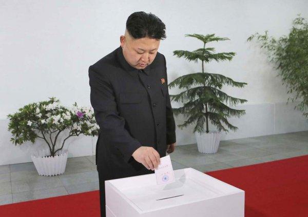 Kuzey Kore'de seçim sonucu