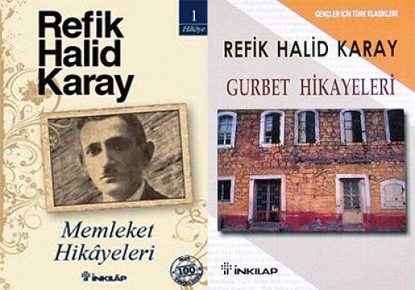 Türkçede yeni bir safa açan öykücülüğü ve Refik Halid Karay
