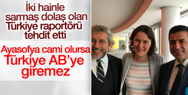 Kati Piri'den Türkiye'ye tehdit: Bu şartlar altında olmaz