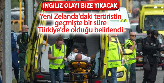 Yeni Zelanda saldırganının Türkiye bağlantısı araştırılıyor