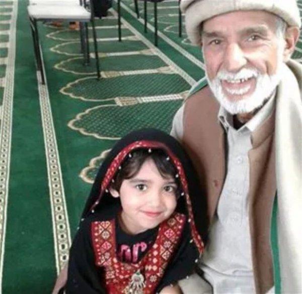 Saldırıda ilk hayatını kaybeden Müslümanın görüntüleri