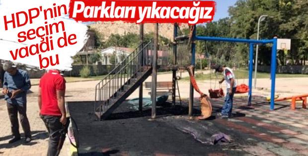 HDP'nin seçim vaadi: PKK heykellerini yeniden dikeceğiz