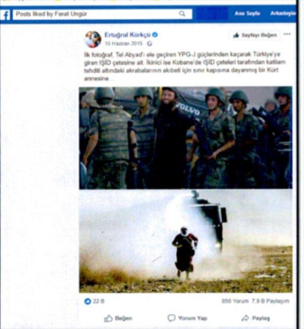 Ferat Üngür terör propagandasından gözaltına alındı