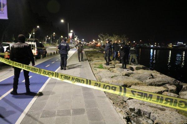 Üsküdar'da kimliği belirsiz erkek cesedi bulundu