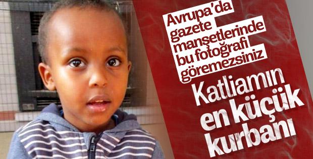 Cami saldırısında 3 yaşındaki İbrahim de yaşamını yitirdi