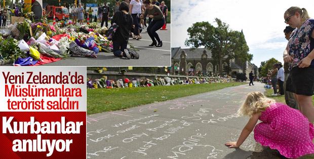 Yeni Zelanda'daki terör saldırısına tepkiler