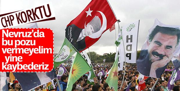 CHP seçmenine Nevruz uyarısı yaptı