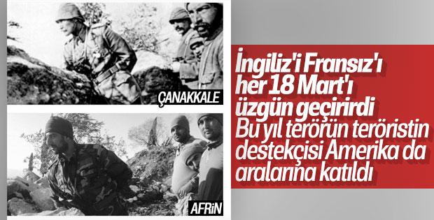 Çanakkale'den Afrin'e Türklerin bağımsızlık mücadelesi