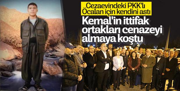 Terörist Zülküf Gezen cezaevinde Öcalan için intihar etti