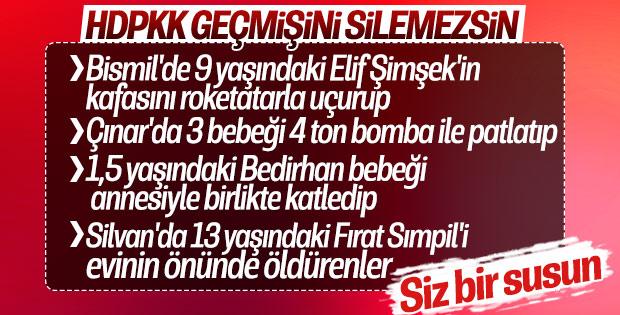 HDP'nin kirli geçmişi