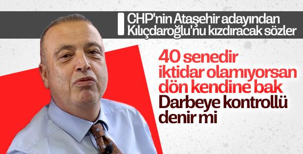 CHP'li Battal İlgezdi partisini eleştirdi