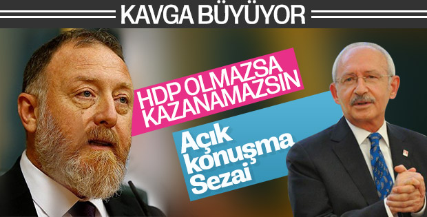 HDP'nin açıklamaları CHP'de rahatsızlık yarattı