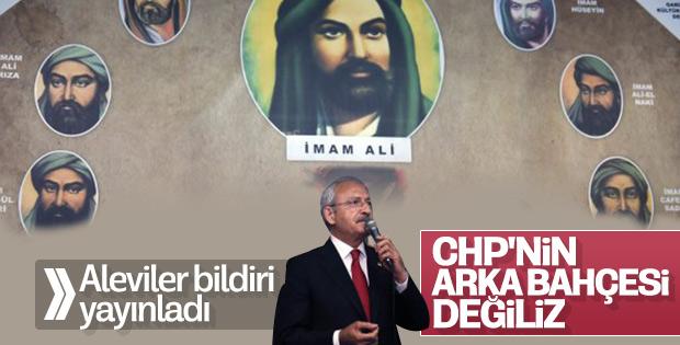 Kuşadası Alevi Derneği'nden CHP'ye sert tepki geldi
