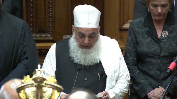 Yeni Zelanda Meclisi'nde Kur'an-ı Kerim okundu