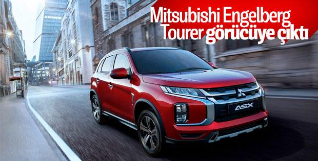 Mitsubishi Engelberg Tourer tanıtıldı